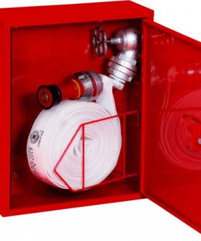 Hydrant DN52 bez miejsca na gaśnicę
